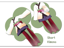 Short Kimono DOWNLOAD by xkyarii