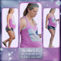+Photopack png de Heather Morris. by MarEditions1
