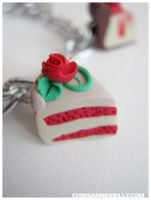 Valentines Cake close by magur