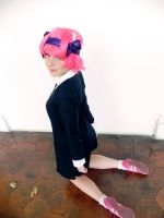 Number 7 - Elfen Lied Cosplay by SailorMappy
