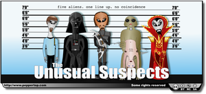 The Unusual Suspects by XavUK
