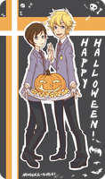-Happy Halloween- by nomers-sushi