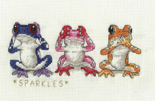 Naruto Frogs In Stitches by Brityboo