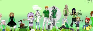 Happy St. Patty's Day by SolbiiMelody