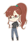 Mini Cheeb 25: Chic Girl 2 by Xyrise