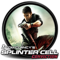 TC'S Splinter Cell: Conviction - Icon by Blagoicons