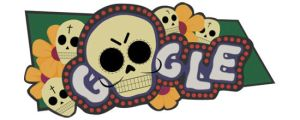 Google Doodle 1 by the-dumb-waiter