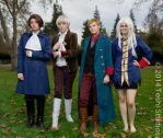 APH Austria, Iceland, Denmark, and Prussia by WannabeRebel
