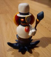 Count Bleck Figurine by Jelle-C