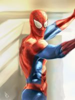 Spider-Man Light by Quasi-agent1