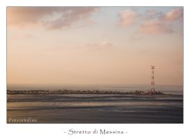 Stretto di Messina by frescendine