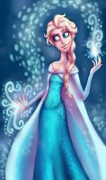 The Cold Never Bothered Her Anyway by WforWumbo