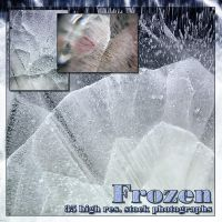Frozen - Stock photo pack by LucieG-Stock