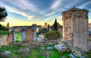 HDR at Acropolis by Piddling