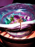 Whimsical Candy Dish by Photocentric-grl