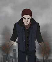 Delsin Rowe by Rygorg