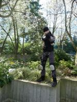 SC 2012 - Solid Snake by DaAmazingMeepers