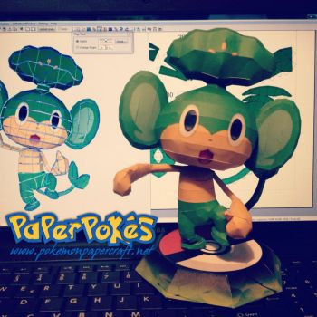 Pan Papercraft by Lyrin-83
