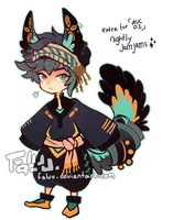 extra for adoptable auction 01 by faluu