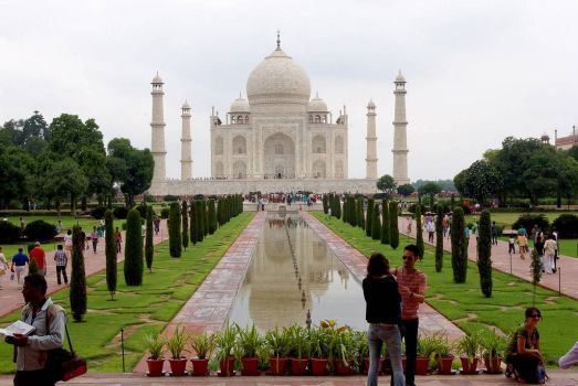Taj Mahal Tour | Same Day Agra Tour by pasatholiday