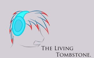 The Living Tombstone. by Atomickasskicker