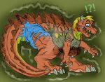 Zilla-Bex :coloured: by dragonbex