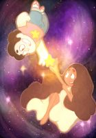 Steven X Connie by Kunzite-C