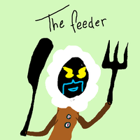 The feeder by Benerhos