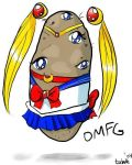 SAILOR POTATO by outcat