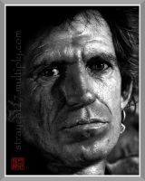 Keith Richards by straycat27