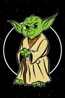 yoda by AlanSchell