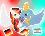 Germany Vs Argentina by lovinghammys