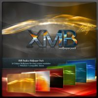 XMB Replica Wallpaper Pack 01 by Steel89