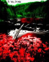 Lilies Of Blood by WonderfulNature