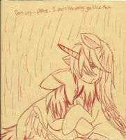 Don't Cry... by Greenland-Angelica-J