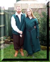 Handfasting Robe by Thaly