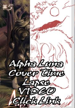 AL Cover 5 Time Lapse Video by alfaluna