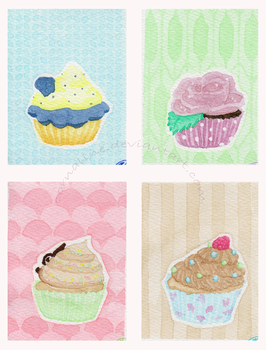 Cupcakes by Cornaline