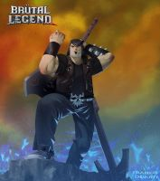 Brutal Legend by francosj12