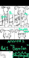 Mission One Part 1 by alterene