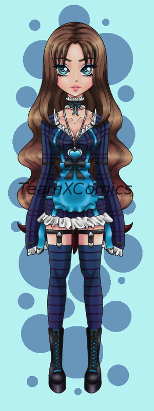 [Auction] Cyrene (Adoptable)[OPEN]