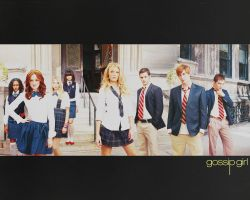 Gossip Girl Wall by kateno4ek