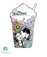 Love, Art, Frappaccino by taylovestwilight
