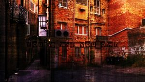 RENT - What You Own Wallpaper by veryevilmastermind