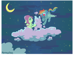 Cloudpony by ponywise
