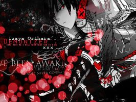Demonizer - Izaya Orihara - outcome. by Aleendy-Maiid