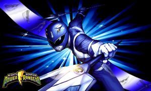 MMPR 2010 Blue Ranger by scottasl