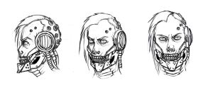 Torturer Headgear redesign by TD-Vice