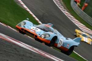 Porsche 917K at Francorchamps by F40fan