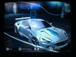 NFS:C Rarity's car by morsecode007